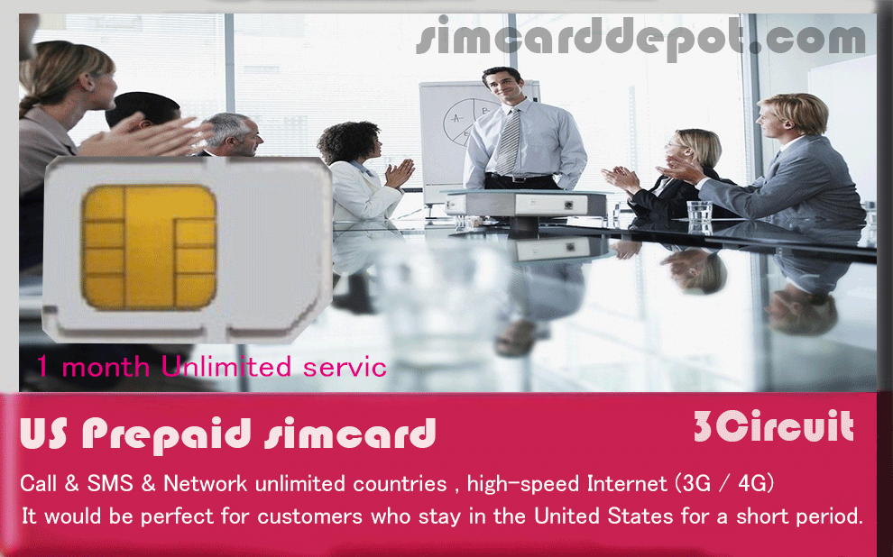 (Micro) T-Mobile USA simcard unlimited 30 days no limit text sms talk voice  calling data web (Micro SIM)